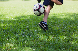 Press release: Schools encouraged to open up sports facilities all year round