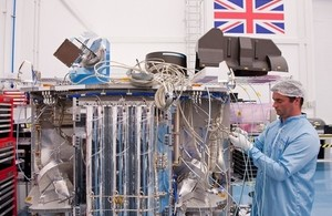 UK space sector continues to grow, outlook bright