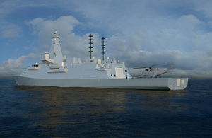 Defence Secretary names new warship HMS Cardiff on St David's Day