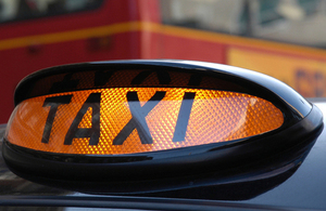 DVSA taxi driving tests to end in December 2016