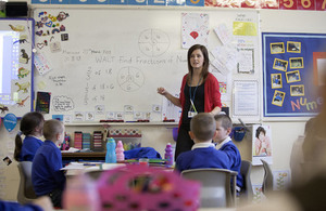 Plans to further boost teacher recruitment and development