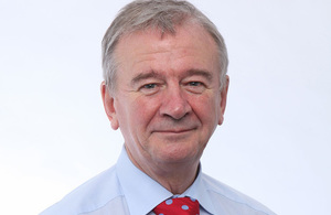 Secretary of State appoints Sir Terry Morgan as new HS2 Ltd Chairman