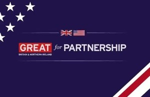 Fifth Meeting of the UK US Trade and Investment Working Group