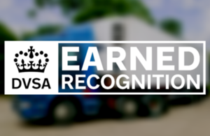 DVSA earned recognition scheme launched