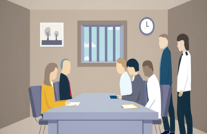 Video released to help victims understand what to expect during the parole process