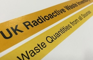 Inventory of radioactive wastes and materials in UK updated