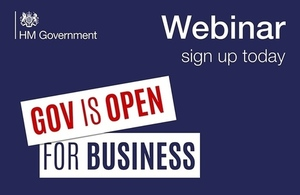 Webinar   Securing Public Sector Work and Managing Contracts