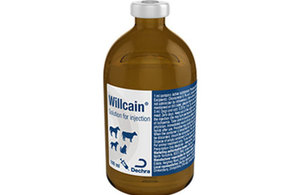 Willcain Solution for Injection   Product defect recall alert