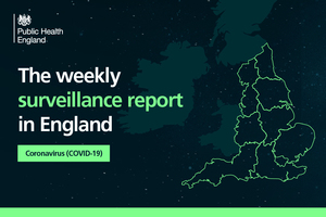 Weekly COVID 19 surveillance report published